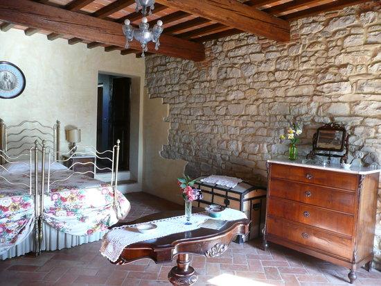 Villa Il Paradisino: Giuggiolo bedroom