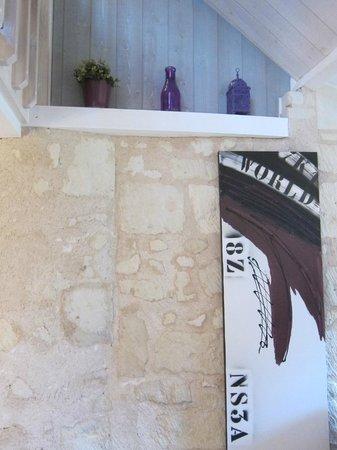 La Thibaudière : Chambre d'hôte Saumur