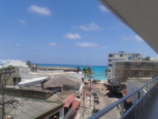 Hotel Verde Mar: verde mar