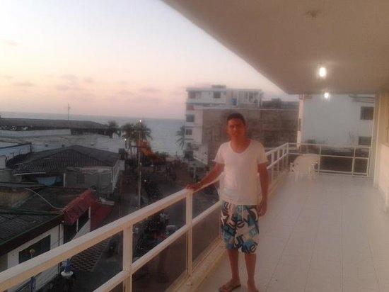 Hotel Verde Mar : verde mar