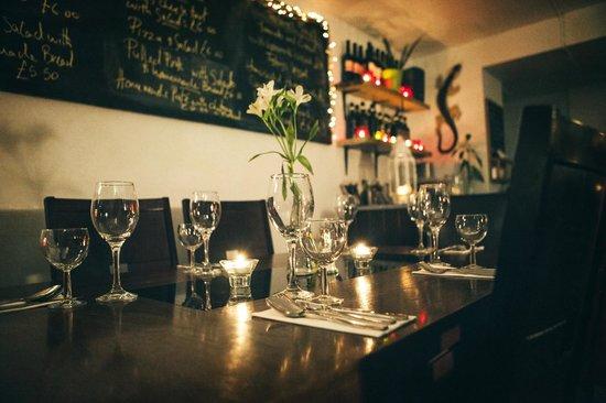 Cafe del Mondo: Your table awaits