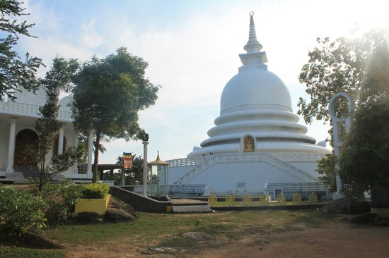 Rumasalla Mountain: Peace Pagoda