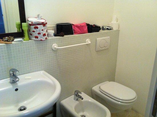 B&B Casa Baseggio: banheiro