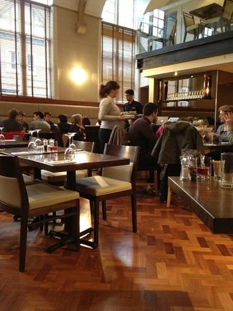 Prezzo - Newbury: nice atmosphere, service could be better