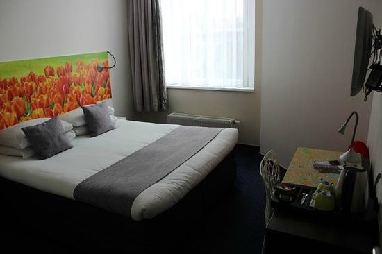 Ibis Styles Amsterdam City: Bedroom