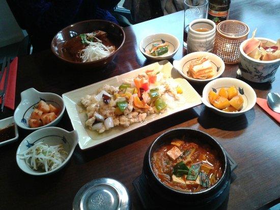 Hanok Korean Grill Amp Restaurant Berlin Restaurant