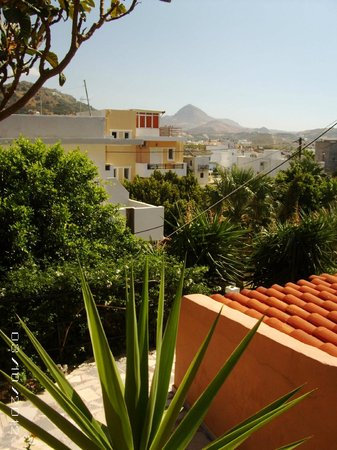 Dora Studios: View from room 7