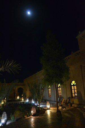 Hotel Nomad Palace: ...em noite de Lua Cheia