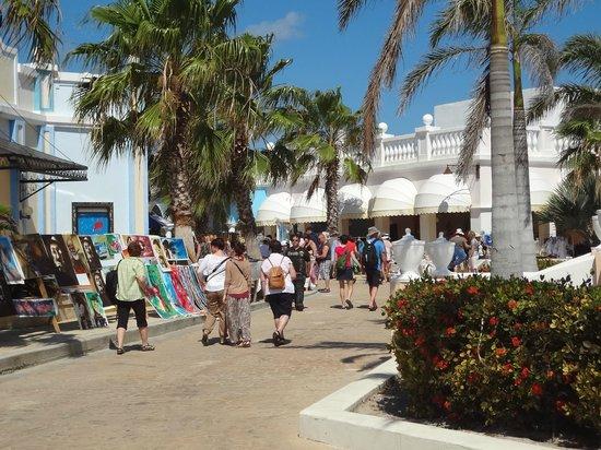 Plaza La Estrella : un peu d'action sur la plaza