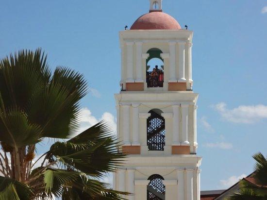 Plaza La Estrella : la tour