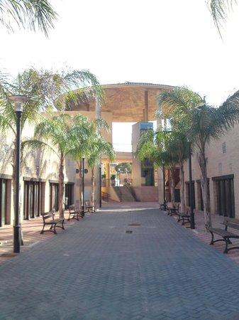 United Golf Apartments: commercial unit