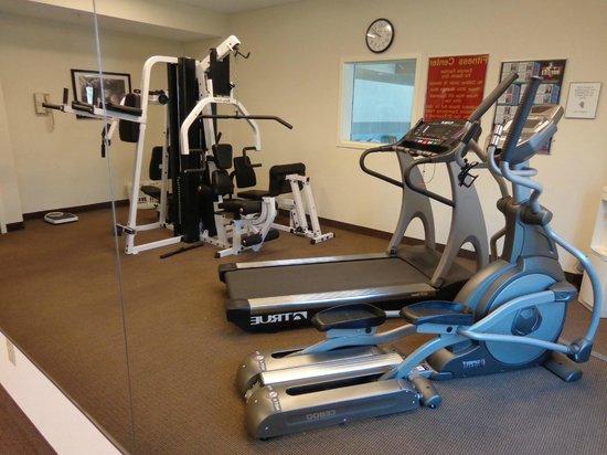 Sleep Inn & Suites of Lake George: Fitness Center