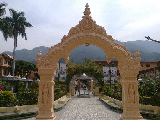 Parmarth Niketan Ashram : Doorway to heaven