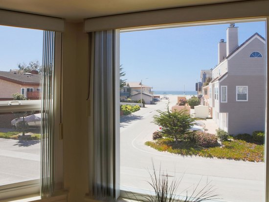 Channel Island Shores: View From One Bedroom Unit
