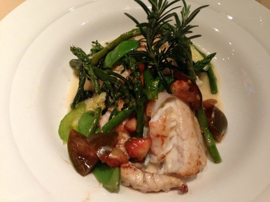 Char's at Tracy Mansion : Fish DuJour
