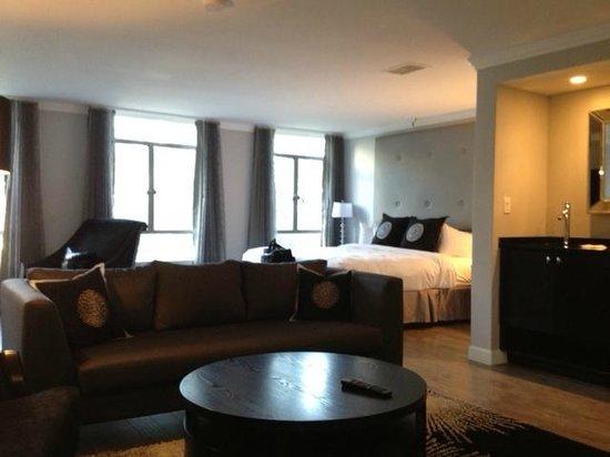 Hotel Deco XV: Suite