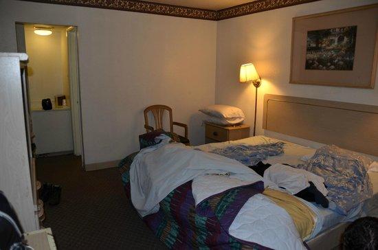 ABC Motel: Slaapkamer