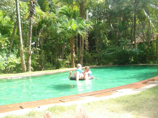 Baan Mai Cottages: Zwembad