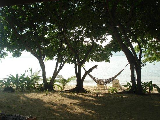 Baan Mai Cottages: Uitzicht