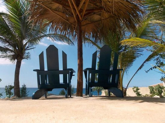Sea Grape Villas: Our chairs