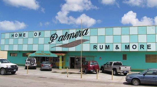 Palmera Rum Factory