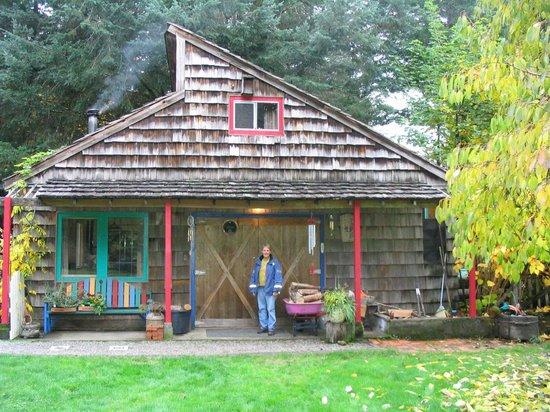 Tired Dog Ranch: Cabin