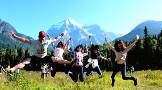 West Trek Tours: Mt. Robson