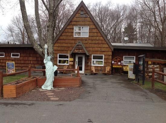 New York City North / Newburgh KOA: Love this location!