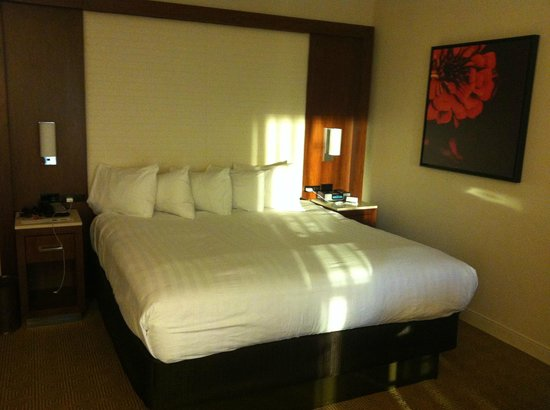 Hyatt Regency Atlanta: quarto