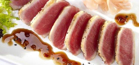 Shula's Steak House : Seared Ahi Tuna