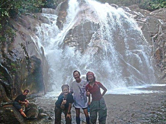 Bentong Malaysia  city pictures gallery : Refreshing! Review of Chamang Falls, Bentong, Malaysia TripAdvisor