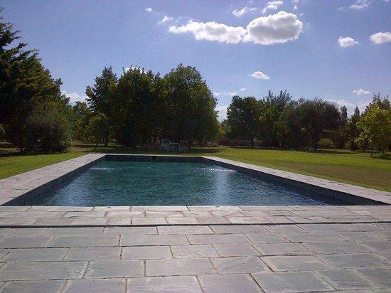 Villa Victoria Lodge : Pool