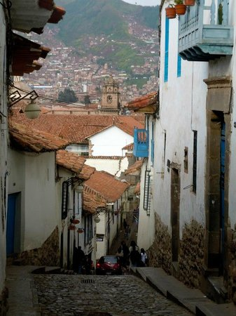 Casa San Blas Boutique: San Blas Street