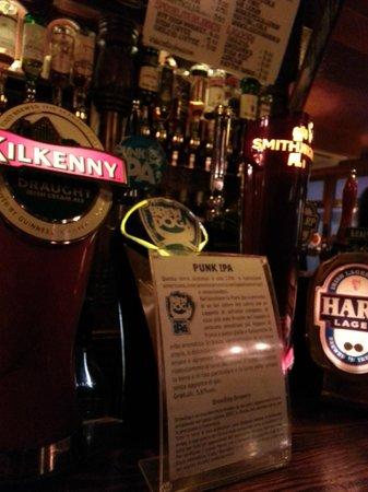 Irish Pub Celtic Druid : Beers on Tap