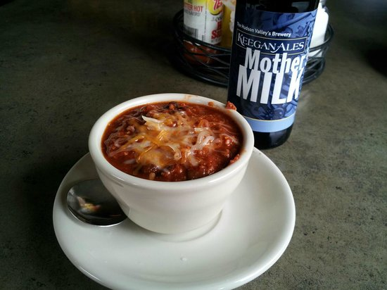George Henry's: Ubu Ale Chili and Keegan Ales