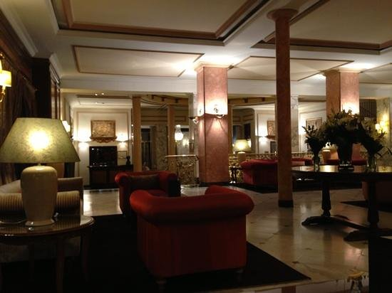 Hotel Avenida Palace: lobby