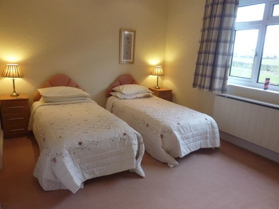 Gatehouse Bed & Breakfast: Room 2 - Twin room ensuite