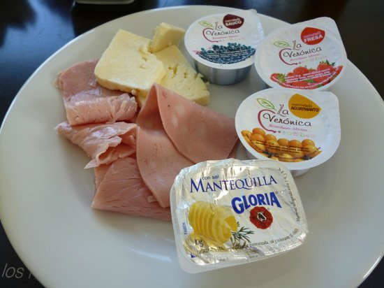 Casa Andina Select Zorritos Tumbes : Desayuno buffet.