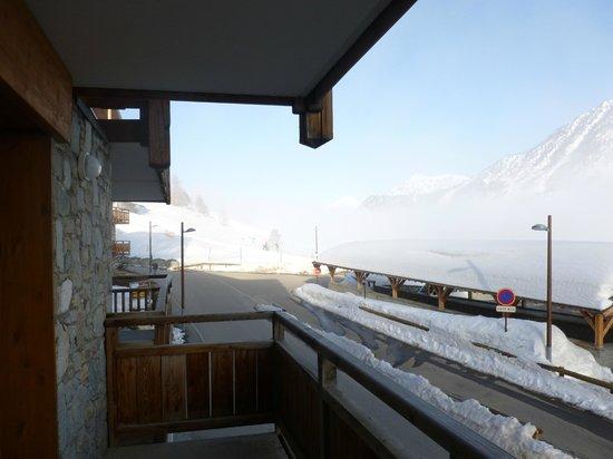 Residence Club mmv Le Hameau des Airelles : The mist rising