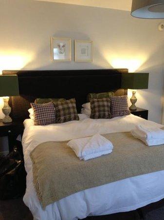Dartington Hall Hotel: de luxe room