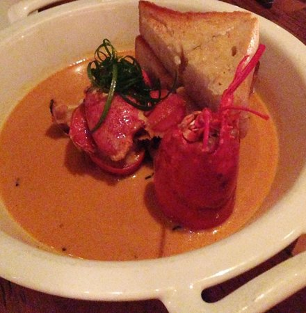 Marc Forgione: Chili Lobster