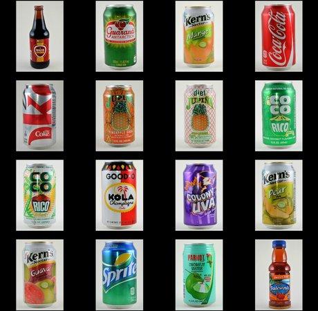 Sofrito Mama's: Various Drinks