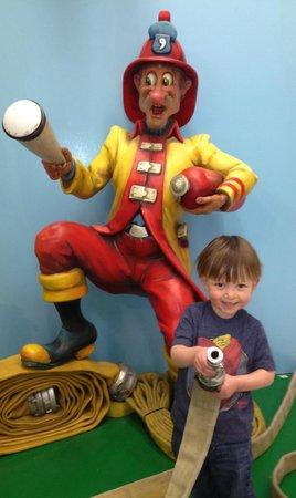 FireZone: Kids Fun