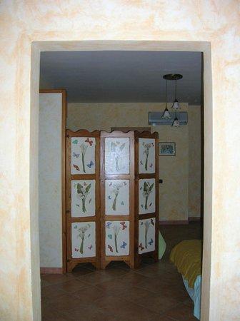 Villa Flavia: panoramica camera da letto
