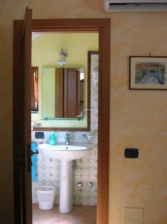 Villa Flavia: bagno