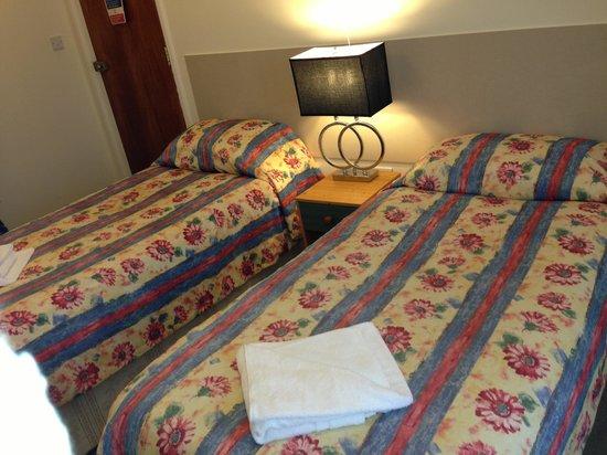 St. George Hotel: Room 205