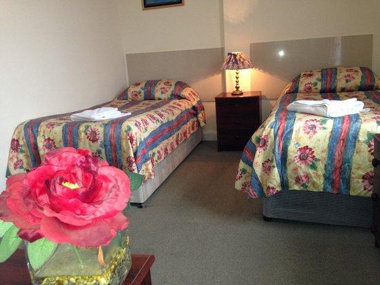 St. George Hotel: Room306