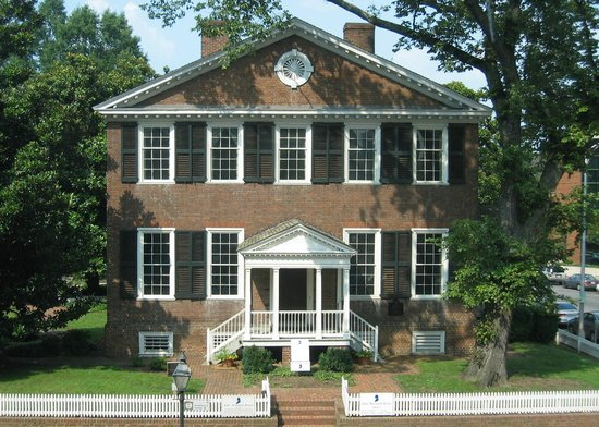 The John Marshall House