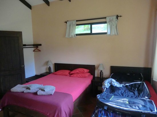 La Cacatua Lodge: Viel Platz
