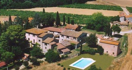 Agriturismo Borgo Laurice : Borgo Laurice